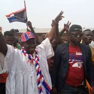 Bunkpurugu: Massive Support Grace Filing Of Nomination Forms By Francis Tingoti