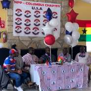 5 NPP-USA Chapters 'Meet & Greet' In Columbus Ohio In Solidarity For Victory Ahead of Elections 2020