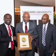 Harvard University Holds Inaugural JOSPONG Distinguished Lecture On Public Health In Africa
