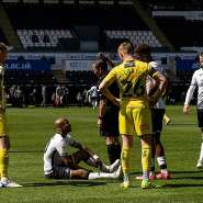 Andre Ayew to miss Swansea City tie with QPR due to injury