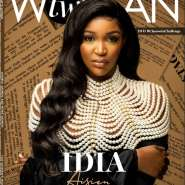 """Idia Aisien Stuns on TW Magazine Cover 