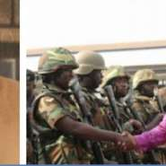 Artiste Joseph Matthew Blasts Akufo-Addo For Deploying Soldiers To Enforce Lockdown