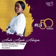 Anita Aiyudu-Adesiyan, MTV SAF's Country Manager Makes List Of  50 Leading Ladies In Corporate Nigeria