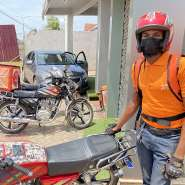 Impacting lives through e-commerce, the story of a young delivery agent in Accra