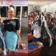 Face of Culture Nigeria,Queen Janet Afolabi kicks off her educational campaign