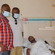 Kotoko Goalkeeper Emmanuel Osei Kwame Undergo Successful Surgery