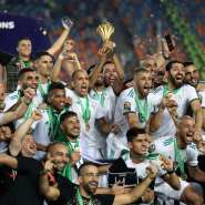 2019 Cup Of Nations: Bounedjah's Early Goal Hands Algeria Second AFCON Title