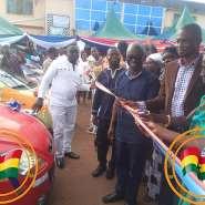 Asunafo North MP Donates 7 Brands New Hyundai Matiz To Constituents