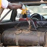 Danger!!! LPG Cylinders Safety Compromised