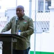 John Mahama Makes Strong Case For Women Empowerment