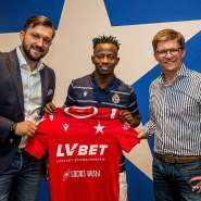 OFFICIAL: Yaw Yeboah Seals Transfer To Wisla Krakow On A 3-Year Deal