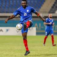 Vincent Atingah Adjudged Man Of The Match In Al Shabab's Win Against Al Yarmouk