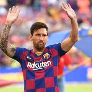 David Beckham Wants To Sign Lionel Messi To The MLS