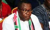 NDC Chairman, Samuel Ofosu Ampofo