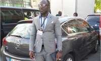 Benjamin Abieku Baiden, the NPP Belgium Organizer