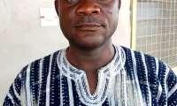 Savannah Regional Organiser of NDC Mr Inusah Abdulai