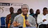 Mr. Alfred Baku - Executive President, Gold Fields West Africa.