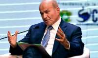 Issad Rebrab is ranked by Forbes magazine as Algeria's richest man.  By ISSOUF SANOGO (AFP/File)