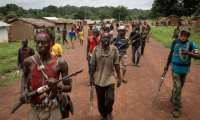 Militia fighters still control most of the Central African Republic despite a 2019 peace deal.  By ALEXIS HUGUET (AFP)