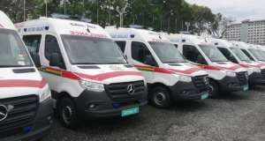 OccupyGhana Criticises Ministry's Explanation For Parked Ambulances