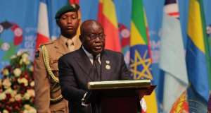 President Akufo-Addo says the rich nations of the world are not prepared for an equitable and fair-trading order.