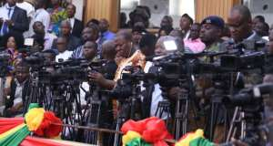 Parliamentary Press Corps Meet Today After Speaker Threatens To Declare Them Visitors