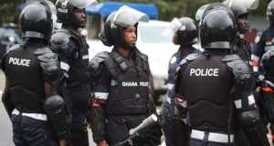 Policemen On Lockdown Duty 'Reject' Food Ration; Demand Ghc100 Daily Cash