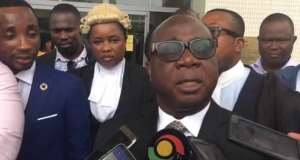 Freddie Blay is facing contempt proceedings filed by CHRAJ