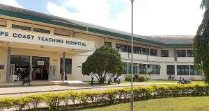 Cape Coast Teaching Hospital Gets ¢40,000 Medical Supplies