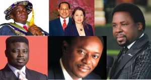Nigeria's Top 5 Richest Pastors and How Much They Are Worth