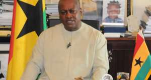 Ignore The Rants Of Kennedy Agyapong -John Dramani Mahama