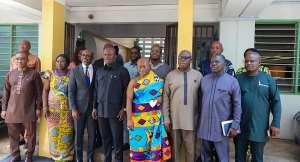 Kwaku Sakyi-Addo appointed board chair of Minerals Development Fund
