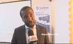 STARTIMES launches TV in Ghana