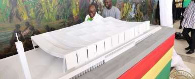 President Akufo-Addo's Unholy Obsession With A National Cathedral
