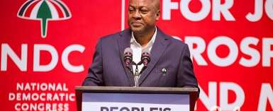 The Second Coming Of Mahama!