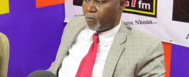 Martin Amidu Has No Credibility—Osseey Namoale