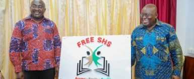 Free Senior High School ALONE can't salvage the Economic needs of the masses.