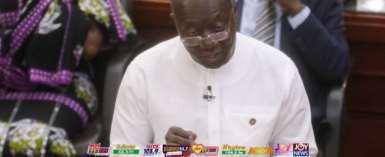 'Check Page 158 For Volta Region Roads; Mischievous Ablakwa' — Ken