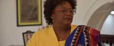 Prime Minister of Barbados, Mia Amor Mottley