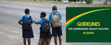 Comprehensive Sexuality Education Implementation in Ghana - Concepts, Context And Content