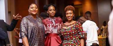 Fashion Connect Africa Launched In Accra With Victoria Michaels AsThe Face