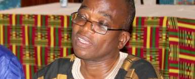 The Chairman of the National Media Commission (NMC), Mr Yaw Boadu-Ayeboafoh