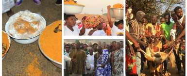 Video: Watch how Nawuri's celebrated the 2019 home coming