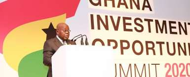 Akufo-Addo Woo Investors To Access Common Market Through Ghana