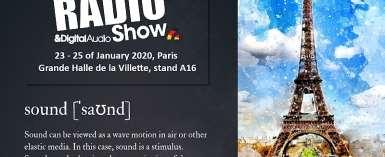 This Year's Eurpean Radio Show In Paris Tells The Future Of Radio