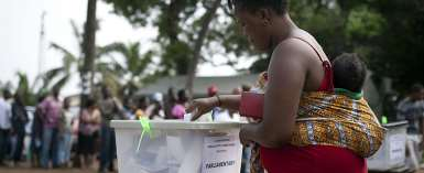 Africa Watch: 2020 Is Election Season Across Africa