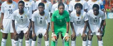 Ghana Paired Against Nigeria In Final Round Of FIFA U-17 Women's WC Qualifiers