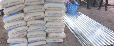 Atebubu: AAMA Supports Disaster Victims