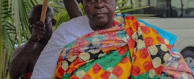 Torgbui Sri III of the Anlo State