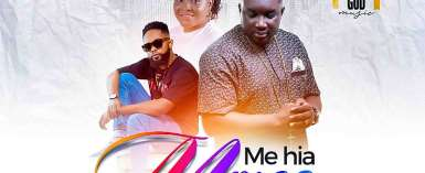 Apostle Bempong Outdoors Label Mate Sikar On 'Mehia Mmoa' Featuring Piesie Super